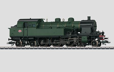 Märklin 37075 SNCF Class 232 Steam Locomotive
