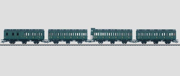 Märklin 42040 SNCF Compartment Car Set