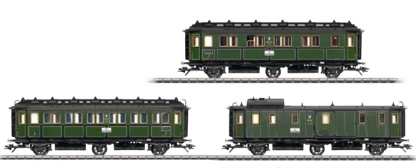 Märklin 43320 Passenger Car Set