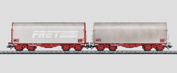 Märklin 47211 SNCF Coil Transporter Car Set