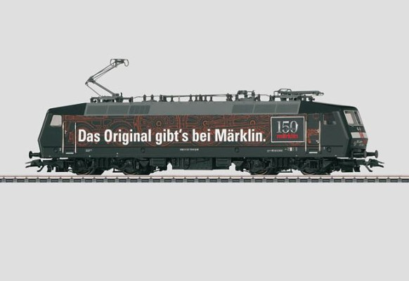 Märklin 37530 Class 120.1 Electric Locomotive