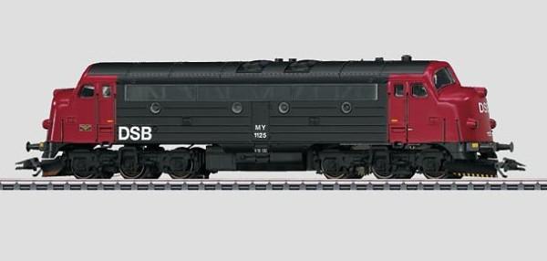 Märklin 37677 DSB Class MY 1100 NOHAB Diesel Locomotive