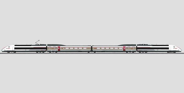 Märklin 37792 SNCF TGV Lyria High-Speed Train