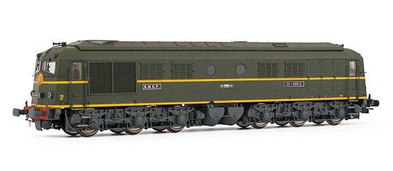 Electrotren 2817 SNCF Class CC 65500