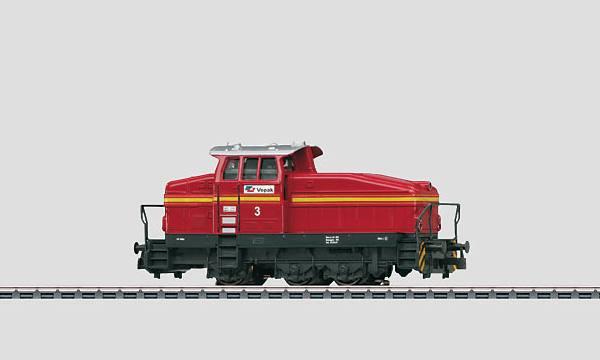 Märklin 36500 Vopak Dupeg Class DHG 500 Diesel Switch Locomotive