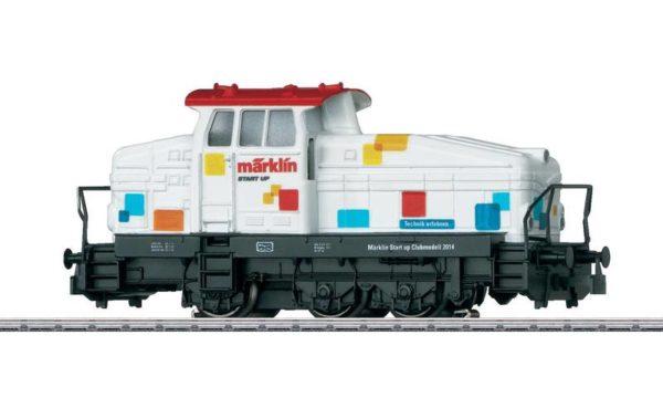 Märklin 36503 Start Up DHG Diesel Locomotive