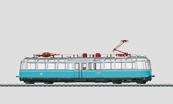 Märklin 37580 Powered Observation Rail Car