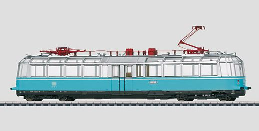 Märklin 37580 Powered Observation Rail Car