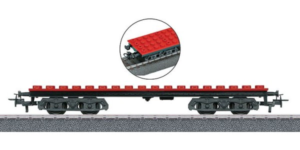 Märklin 44734 Clip On Block Car