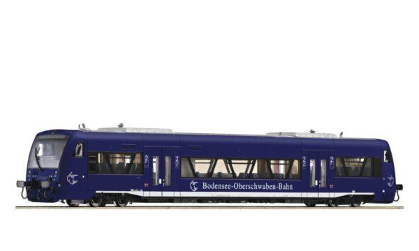 Roco 69191 BOB RS1 Diesel Railcar