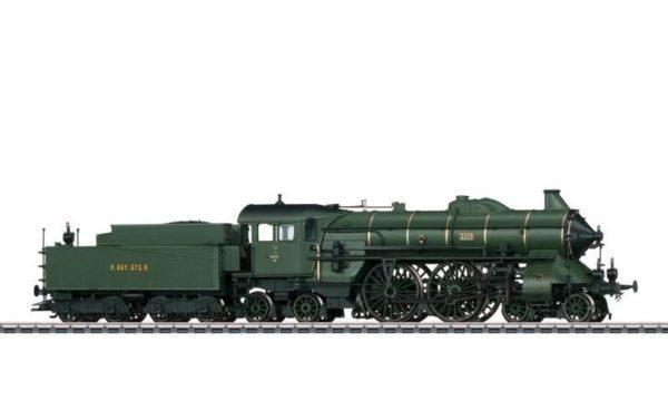 Märklin 37015 S 2/6 Steam Express Locomotive