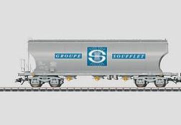 Märklin 46341-01 SNCF Grain Hopper Car