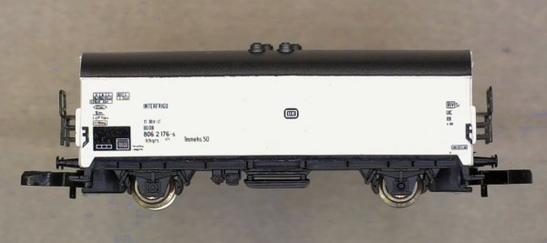 Märklin 8600 Refrigerated Wagon