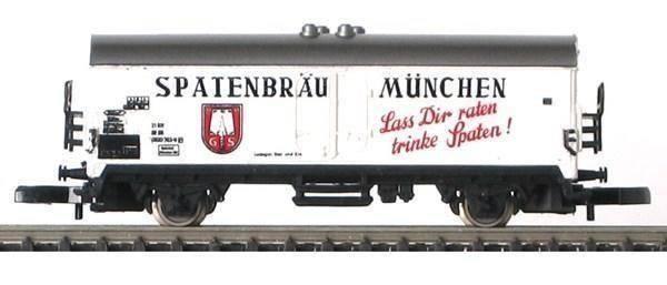 Märklin 8602 Spatenbräu Beer Car