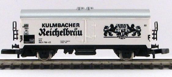 Märklin 8604 Kulmbacher Reichelbräu Beer Car