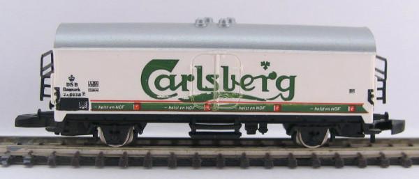 Märklin 8608 Carlsberg Beer Car