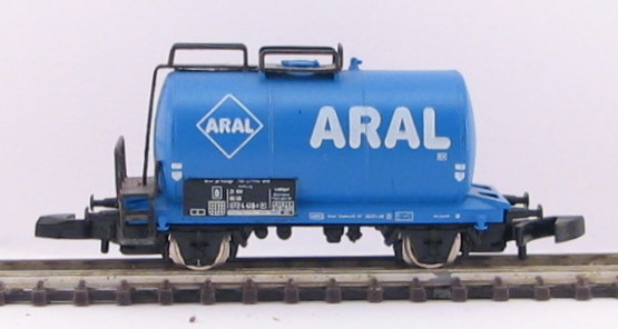 Märklin 8611 Aral Petroleum Oil Tank Car