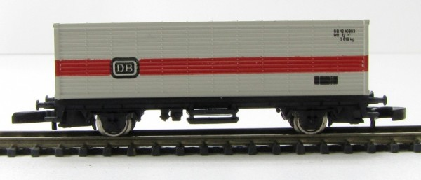 Märklin 8615 DB Container Car