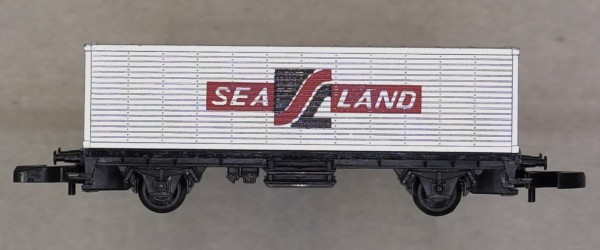 Märklin 8616 Sea-Land Container Car