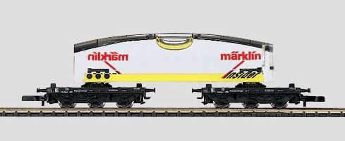 Märklin 86191 Level Measurement Car