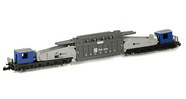 Märklin 8620 Trafo Union Depressed Center Car