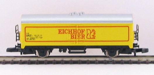 Märklin 8632 Eichhof Bier Car