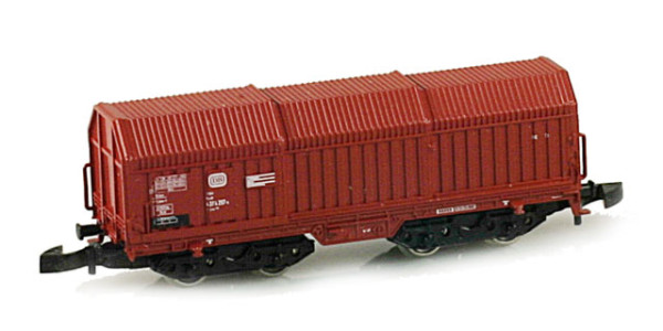 Märklin 8635 Flat Car with Telescoping Covers