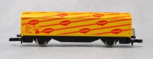 Märklin 8657.007 Maggi Sliding Wall Boxcar
