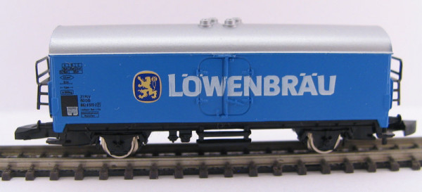 Märklin 8663.6 Löwenbrau Beer Car