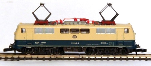 Märklin 8842 Class 111 Electric Locomotive
