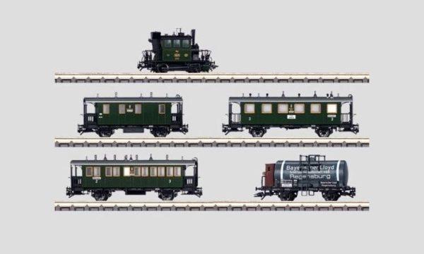 Märklin 26834 Walhalla Train Set