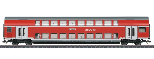Märklin 43571 Regio DB Bi-Level Commuter Car