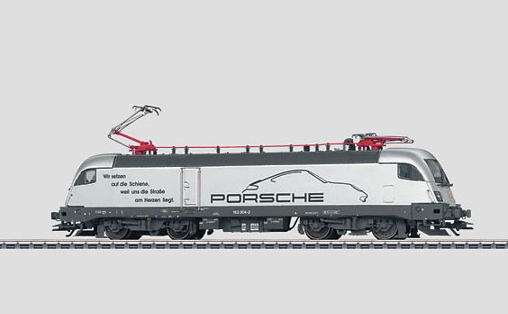 Märklin 39835 Class 182 Porsche Electric Locomotive