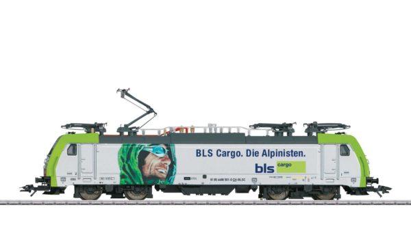 Märklin 36624 Reihe 486 BLS Electric Locomotive
