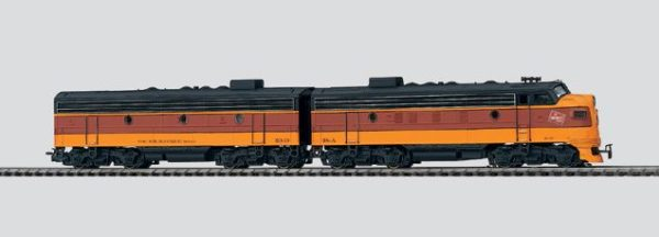Märklin 37623 Milwaukee Road EMD F7 Diesel Locomotive