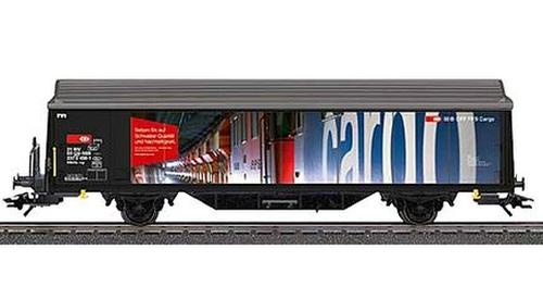 Märklin 4735.051 SBB Gottardo Freight Car