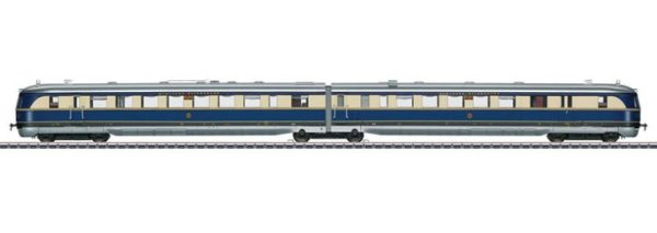 Märklin 37776 Class SVT 137 Express Diesel Powered Rail Car
