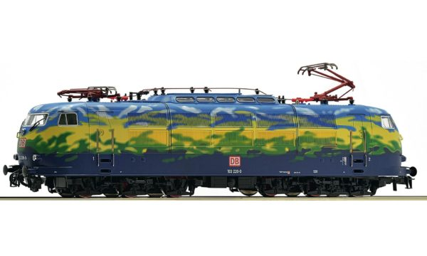 Roco 72308 E 03 Touristik Electric Locomotive
