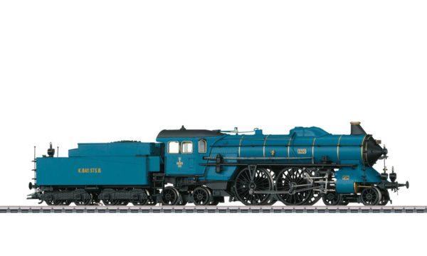 Märklin 37017 S 2/6 Bavarian Steam Express Locomotive