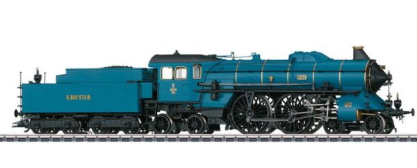Märklin 37017 S 2/6 Bavarian Steam Express Locomotive