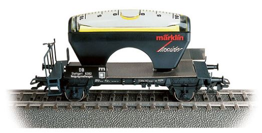 Märklin 46582 Grade Measurement Car for H0
