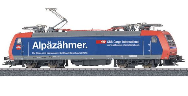 Märklin 36627 Class 482 SBB Cargo Electric Locomotive