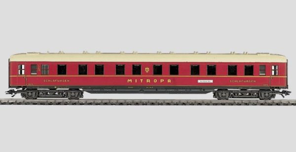 Märklin 43251 Mitropa Sleeper Car