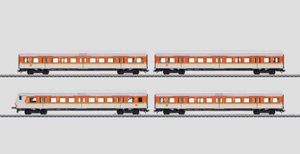 Märklin 43892 S-Bahn Passenger Car Set