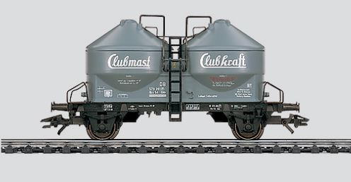 Märklin 46613 DB Silo Container Car