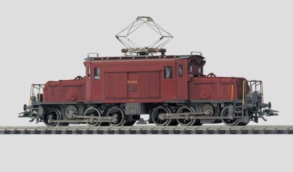 Märklin 37521 SBB Class De 6/6 Seetal Crocodile