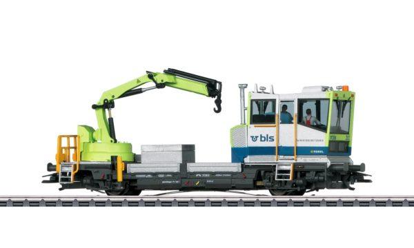 Märklin 39548 ROBEL Tm 235 Powered Track Maintenance Car