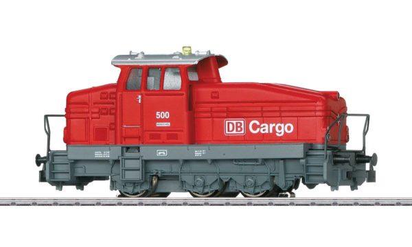 Märklin 36504 Henschel DHG 500 Diesel Locomotive