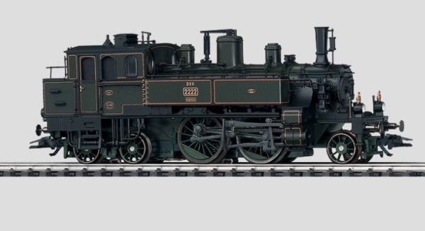 Märklin 37135 Bavarian Tank Locomotive