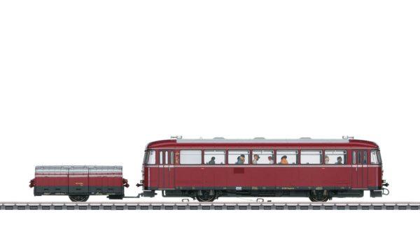Märklin 39952 VT 95.9 Rail Bus with VB 141.2 Single-Axle Trailer Car
